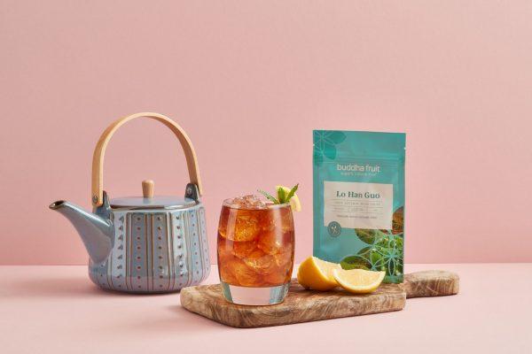 monk fruit icea tea