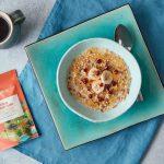 monk fruit with porridge