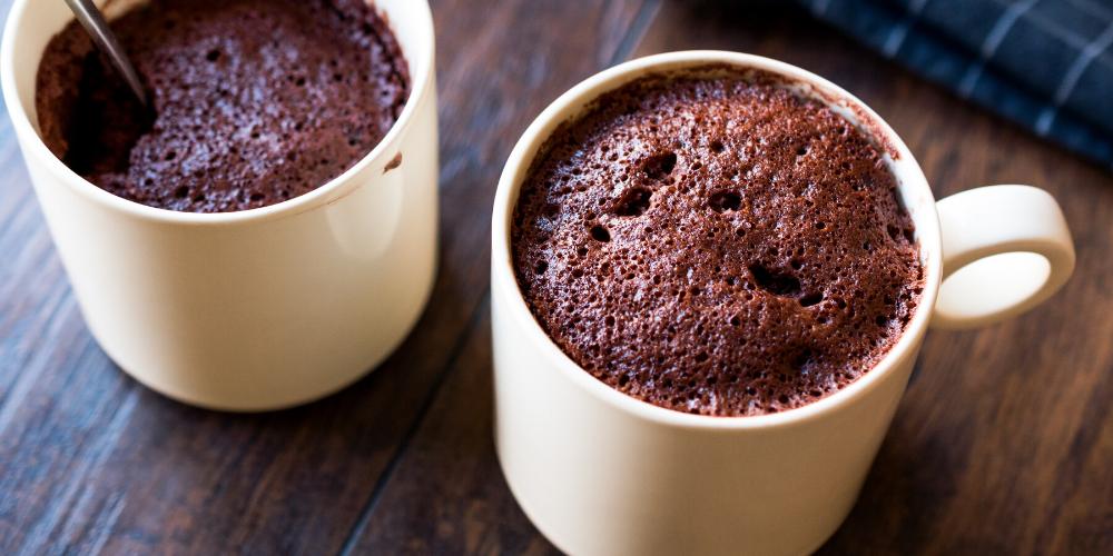 Chcolate mug cake
